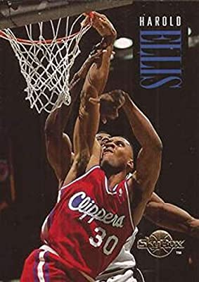 Amazon Com 1994 95 Skybox Premium Basketball 73 Harold Ellis Los Angeles Clippers Official Nba Properties Trading Card Collectibles Fine Art