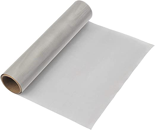 """Stainless Steel 12*35/"""" inch 100 Mesh Woven Wire Cloth Screen Filter Sheet"""
