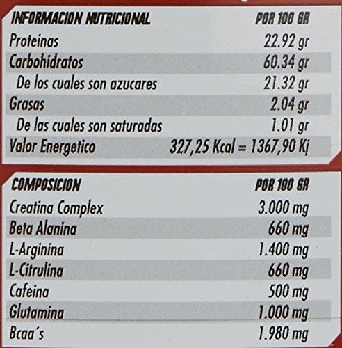 Revtech Mammuth Carbohidratos y Proteína, Sabor a Limón - 3000 gr ...