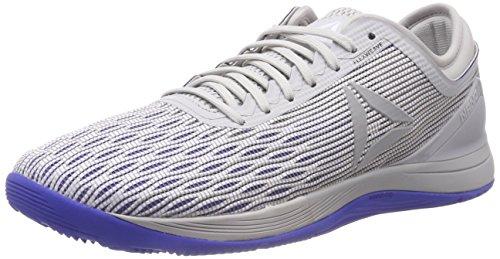 Gris 000 0 Homme blanc Blanc Reebok 8 R Crane Stark Crossfit Baskets Acide Nano Pour Bleu Zw1Uaqv