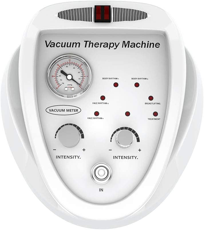 Electrical Vacuum Body Shaping Machine, Multifunctional Vacuum Cupping Scraping Therapy Massager Skin Lifting Care Beauty Device with 24 Vacuum Cups