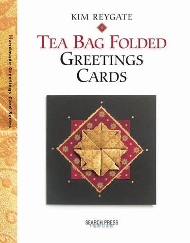 Tea Bag Folded Greetings Cards (Handmade Greetings Cards)