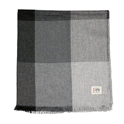 d048eafdb99e Amazon | AVOCA(アヴォカ) スカーフ LIGHT WEIGHT SCARF GREY【正規 ...