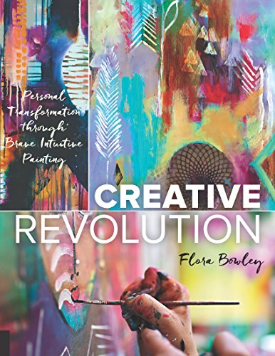 Creative Revolution: Personal Transformation through Brave Intuitive (Bravo Acrylic)