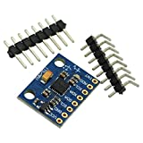 gyro module - Makerfire® Arduino GY-521 MPU-6050 Module 3 Axial Gyroscope Accelerometer Stance Tilt