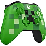 Electronics : Xbox Wireless Controller - Minecraft Creeper
