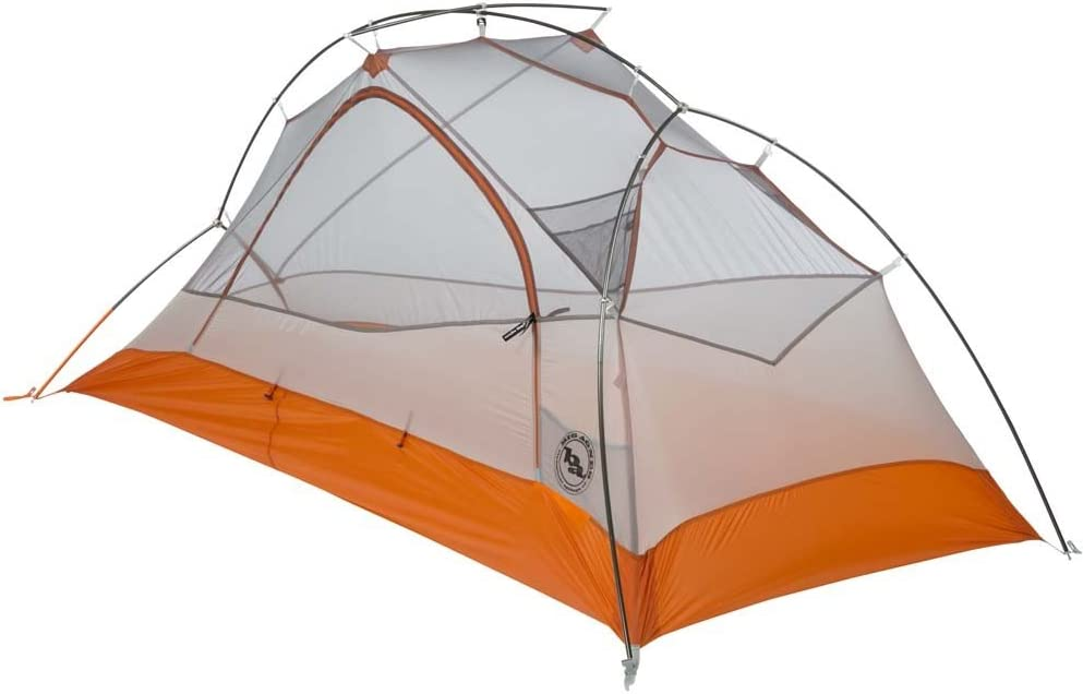 Big Agnes Copper Spur UL1 Tent image - tent for tall people