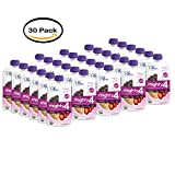 PACK OF 30 - Plum Organics Tots Mighty 4 Purple Carrot Blackberry Quinoa & Greek Yogurt Essential Nutrition Blend 4 oz. Pouch