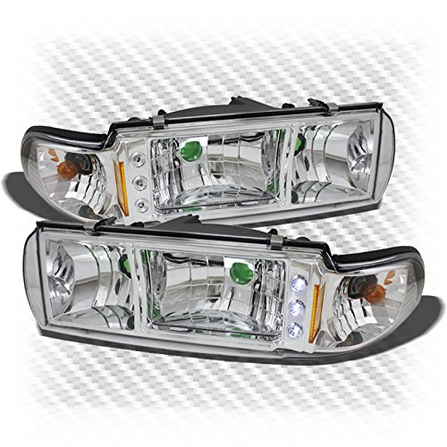 96 chevy caprice head lights - 3