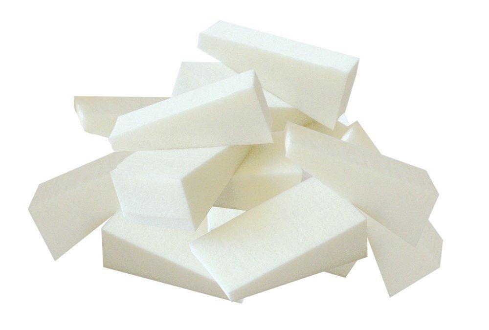FantaSea Latex Free Foam Wedges, 100-count/ Bag, 1-Pack