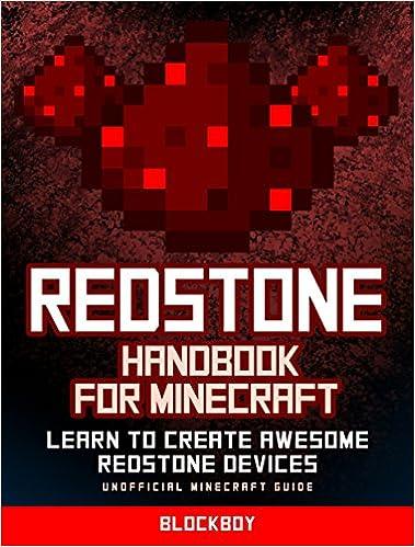 Minecraft redstone book pdf download