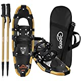 Gpeng 3-in-1 Xtreme Lightweight Terrain Snow Shoes
