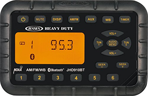 Jensen Heavy Duty Radio - 4