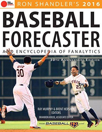 2016 Baseball Forecaster Encyclopedia Of Fanalytics Ron Shandlers Baseball Forecaster Epub