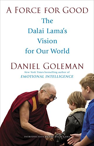 A Force for Good: The Dalai Lama's Vision for Our World cover