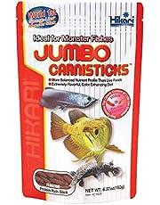 Hikari Inc AHK21628 carnivoreivore Sticks Jumbo 6.37 -Ounce