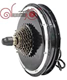Wholesale 48V 1500W ebike for Rear Motor Brushless Gearless Hub Motor for Rear Wheel Review