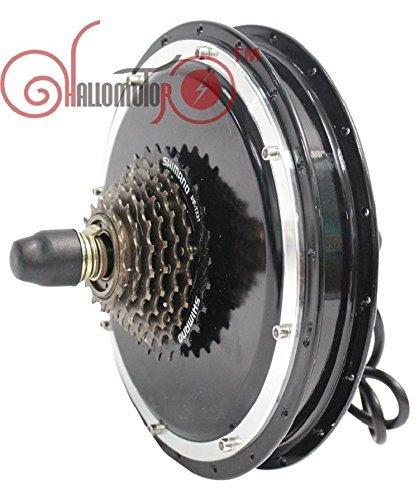 Wholesale 48V 1500W ebike for Rear Motor Brushless Gearless Hub Motor for Rear Wheel Review