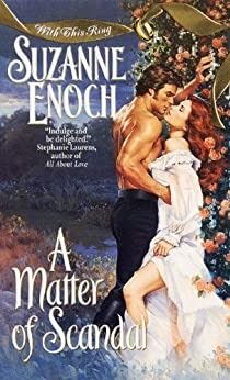 A Matter of Scandal: With This Ring by [Enoch, Suzanne]