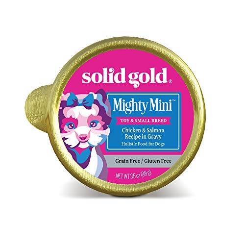 Solid Gold Mighty Mini Grain And Gluten Free Wet Food With C