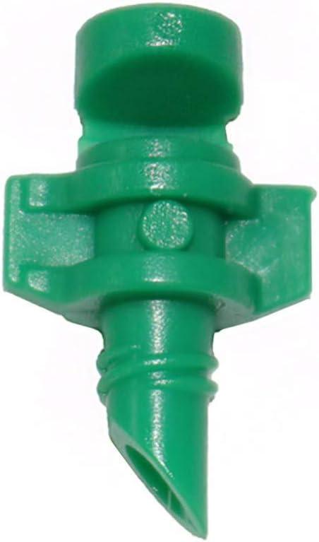 XLTWKK 20 boquillas refractoras multiángulo para huertos y rociadores de riego