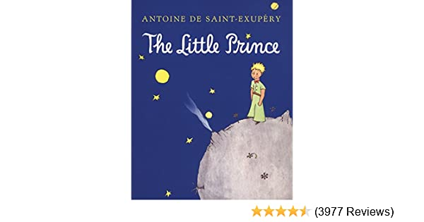 The Little Prince: Antoine De Saint-Exupery: 9781405216340: Amazon.com: Books