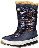 Keds Women's Powder Puff Snow Boot, Peacoat Navy, 8 M US