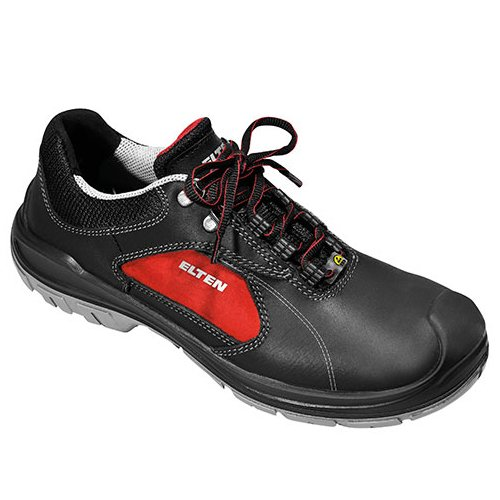 Elten 72561-48 ESD Malte bassa taglia 48 per scarpe di sicurezza, colore: multicolore