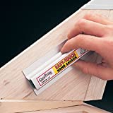 """Great Planes Easy-Touch 5.5"""" Hand Sander with 80, 150, and 220 Grit Sandpaper"""