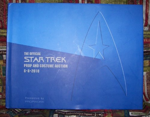Trek Star Costumes Book (The Official Star Trek Prop and Costume Auction (Las Vegas)