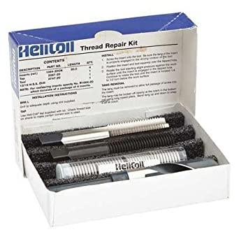 Drill America HEL5403-8 Helicoil Kit M8 x 1.25
