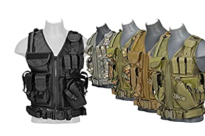 Lancer Tactical Cross Draw Tactical Vest