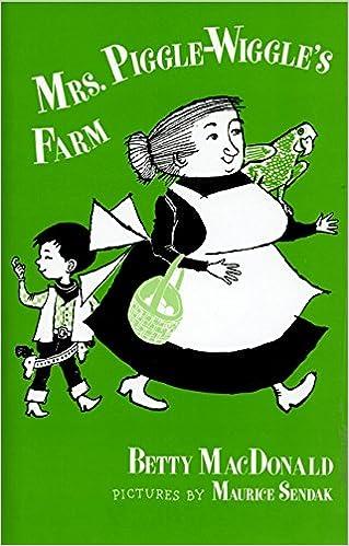 Mrs Piggle Wiggle S Farm Betty Macdonald Maurice Sendak 9780064401500 Amazon Com Books