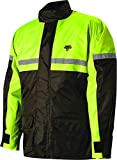 Nelson-Rigg SR6000HVY02-MD Stormrider Unisex Rain Suit (Yellow, Medium) (High Visibility)