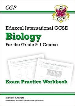 CGP Books - New Grade 9-1 Edexcel International Gcse Biology: Exam Practice Workbook