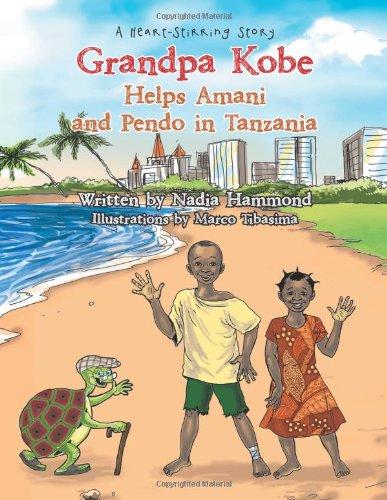 Grandpa Kobe Helps Amani and Pendo in Tanzania: A Heart-Stirring Story