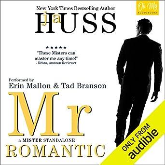 Mr Romantic A Mister Standalone Book 2 Erin Mallon Tad