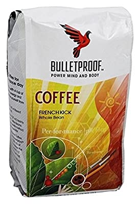 Bulletproof Coffee,French Kick,Whl B 12 Oz (Pack Of 6) from Bulletproof