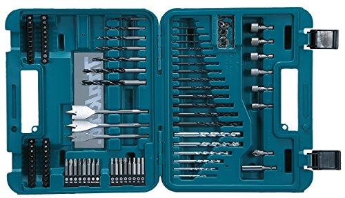 Drill Bit-Set D-47248 100Pcs by Makita