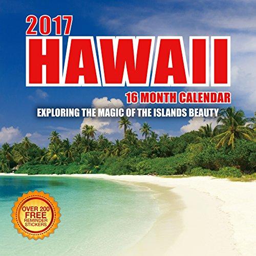 2017 Hawaii Calendar Reminder Stickers product image