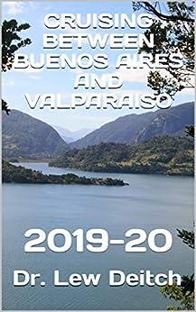 CRUISING BETWEEN BUENOS AIRES VALPARAISO ebook product image