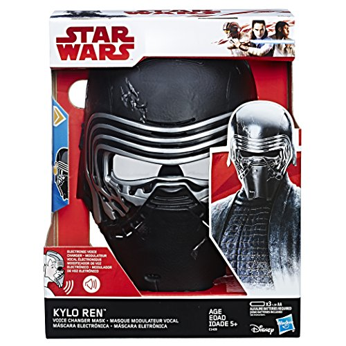 Star Wars: The Last Jedi Kylo Ren Electronic Voice Changer Mask - http://coolthings.us
