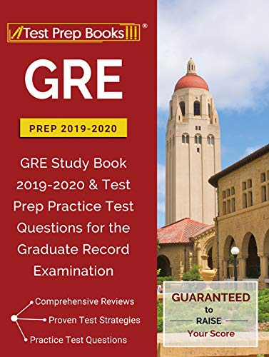 Best Gre Prep Book 2020.Gre Prep 2019 2020 Gre Study Book 2019 2020 Test Prep Practice Test Questions For The Graduate Record Examination