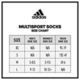 adidas Unisex Rivalry Field OTC Socks