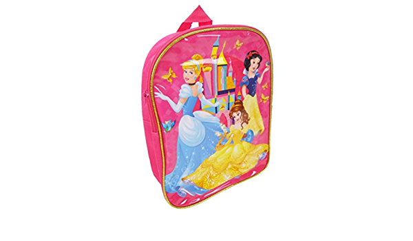 Official Children/'s Disney Princess Fairytale Friendship School Backpack