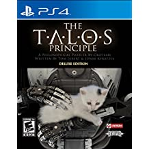 The Talos Principle: Deluxe Edition - PlayStation 4 (Renewed)