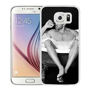 NEW Unique Custom Designed Samsung Galaxy S6 Phone Case With Niko Antonyan Hot Male Model_White Phone Case