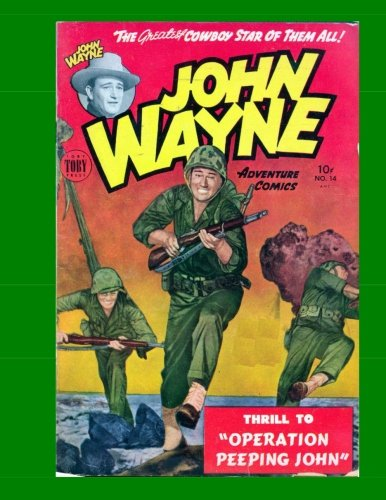 Download John Wayne Adventure Comics #14 ebook