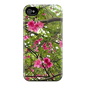 Hard Plastic Iphone 6 Cases Back Covers,hot Prunus Serrulata Cases At Perfect Customized