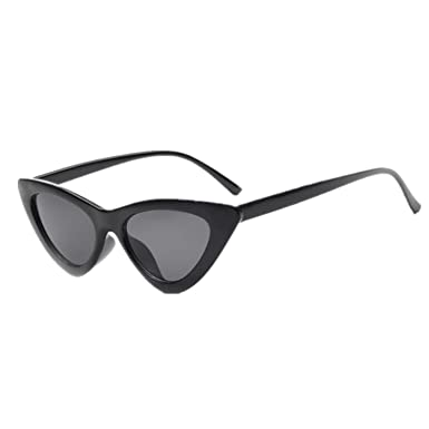 54b33f3b5579 Cute Sexy Ladies Cat Eye Sunglasses Women Vintage Small Sun Glasses Female  Oculos de sol UV400